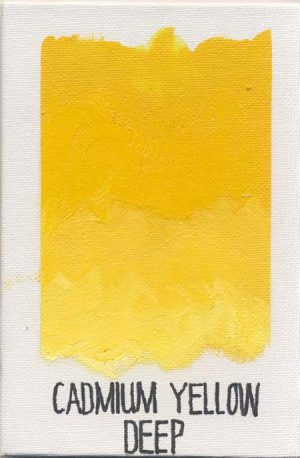 WILLIAMSBURG oils CADMIUM YELLOW DEEP 406