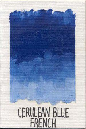 WILLIAMSBURG oils CERERULEAN BLUE FRENCH 857