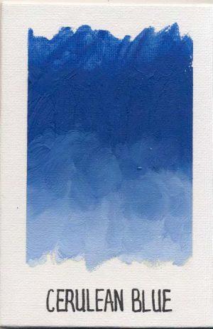 WILLIAMSBURG oils CERERULEAN BLUE GENUINE 848