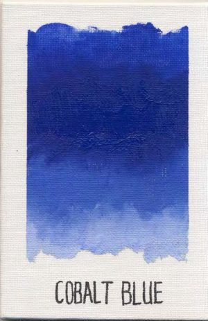 WILLIAMSBURG oils COBALT BLUE 927