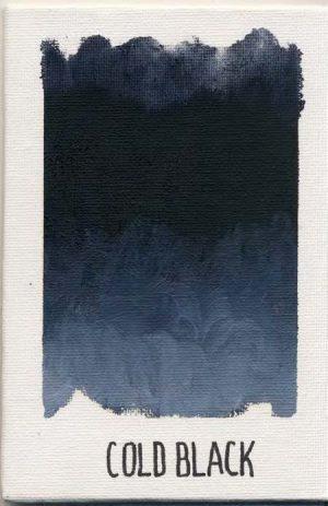 WILLIAMSBURG oils COLD BLACK 1732