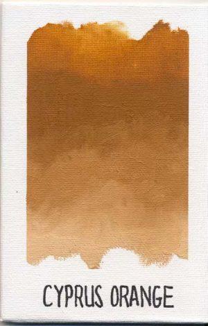 WILLIAMSBURG oils CYPRUS ORANGE 1512