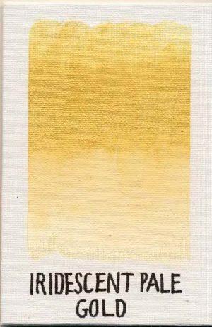 WILLIAMSBURG oils IRIDESCENT PALE GOLD 1823