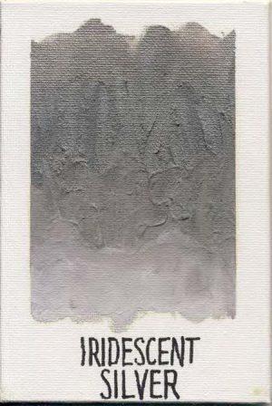 WILLIAMSBURG oils IRIDESCENT SILVER 1833