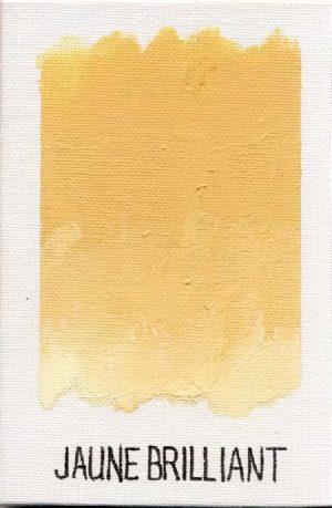 WILLIAMSBURG oils JAUNE BRILLANT 463
