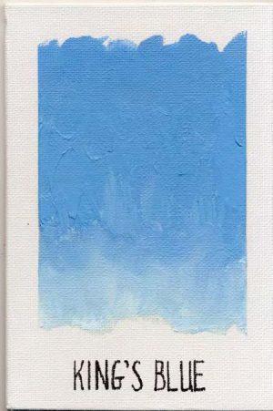WILLIAMSBURG oils KINGS BLUE 813