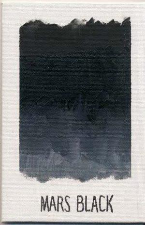 WILLIAMSBURG oils MARS BLACK 1742