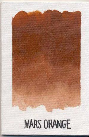 WILLIAMSBURG oils MARS ORANGE 1382