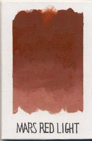 WILLIAMSBURG oils MARS RED LIGHT 1402