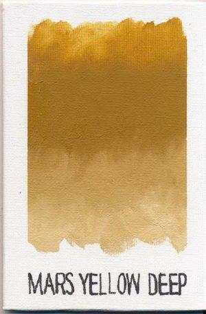 WILLIAMSBURG oils MARS YELLOW DEEP 1362
