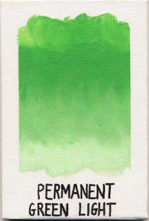 WILLIAMSBURG oils PERMANENT GREEN LIGHT 1163