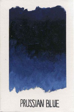 WILLIAMSBURG oils PRUSSIAN BLUE 982