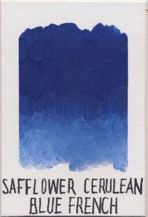 WILLIAMSBURG oils SAFFLOWER CERULEAN BLUE FRENCH 3857