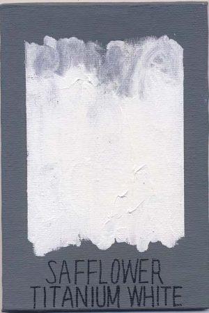 WILLIAMSBURG oils SAFFLOWER TITANIUM WHITE