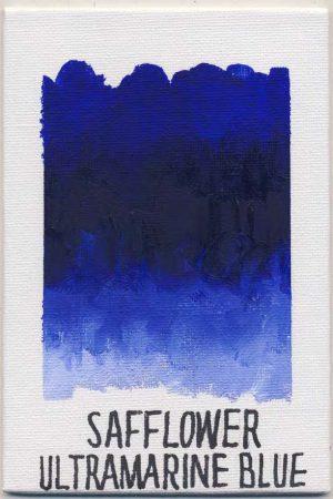 WILLIAMSBURG oils SAFFLOWER ULTRAMARINE BLUE