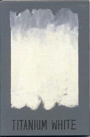 WILLIAMSBURG oils TITANIUM WHITE 101