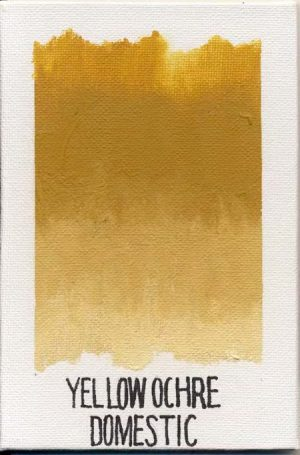 WILLIAMSBURG oils YELLOW OCHRE DOMESTIC 140