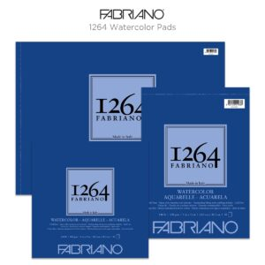 Fabriano 1264 Watercolour Pads