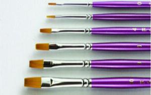 SERIES 660 HJ Gold Sable® Square Brush - Shader