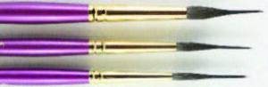 SERIES 681 HJ Needle Point Brush