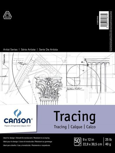 Canson_tracing_pads