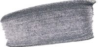 Iridescent Stainless Steel Coarse